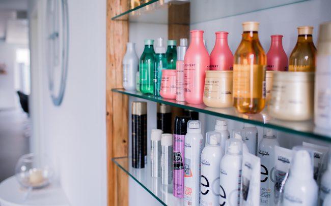 Haut und Haar - Pflegeprodukte
